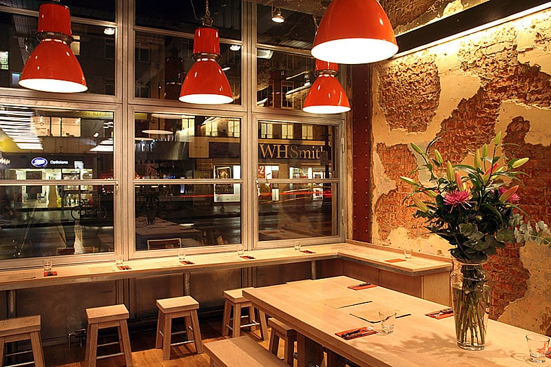 Photo of eco restaurant london united kingdom