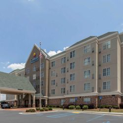 Photo Of Comfort Inn Suites Cordele Ga United States