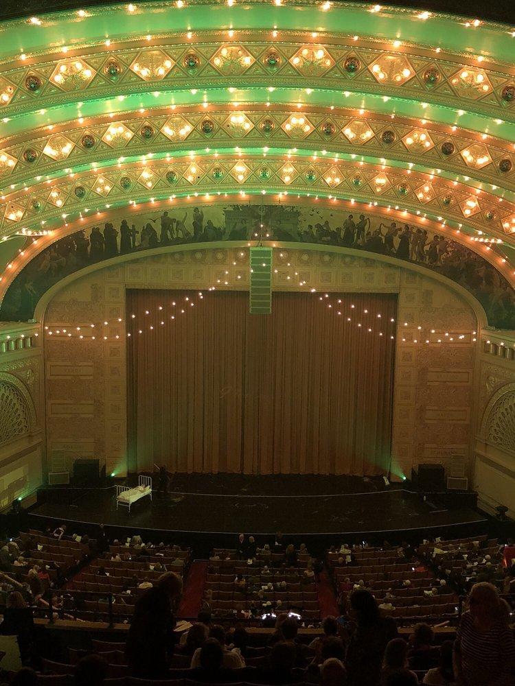 The Joffrey Ballet: 10 E Randolph St, Chicago, IL