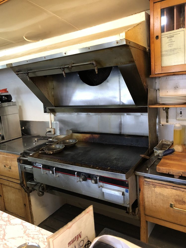 Morey's Diner: Phelps St, Oneida, NY