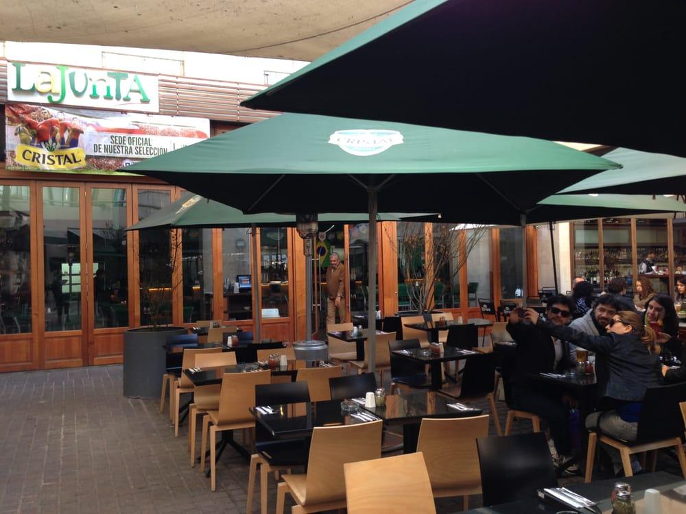 Terraza Resto Bar La Junta Yelp