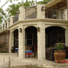 Elegant Photo Of Houston Custom Patio Builders   Stafford, TX, United States. A  Patio