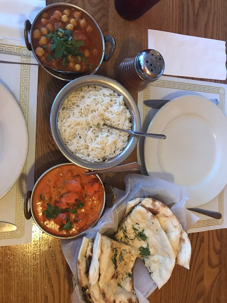 Saffron Indian cuisine: 10865 Cross Creek Blvd, Tampa, FL