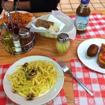Italian Restaurants Coolidge Corner