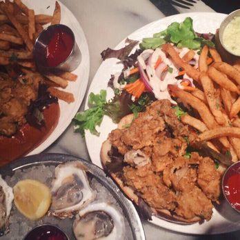Fish Restaurant Bleecker Menu