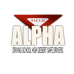 Alpha Driving School: 18077 S Outer Hwy 18, Apple Valley, CA