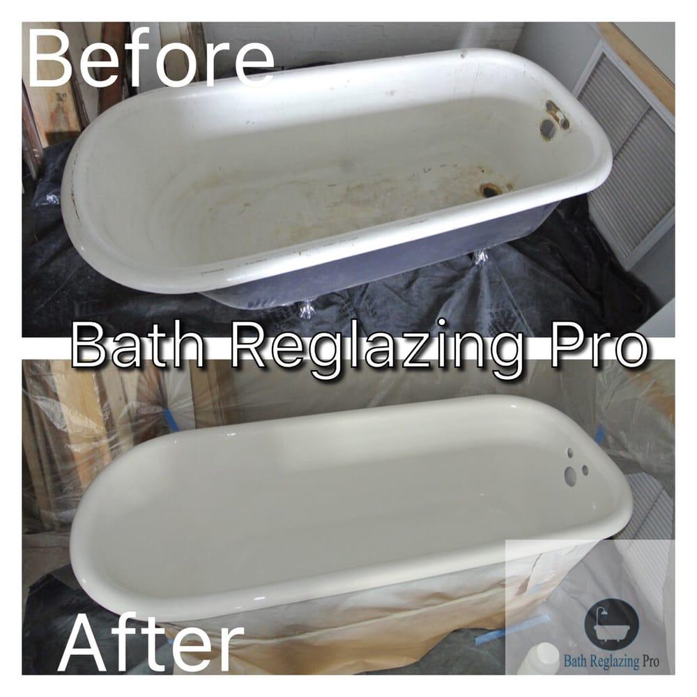 Bath Reglazing Pro - 16 Photos - Refinishing Services - 13209 Briar ...