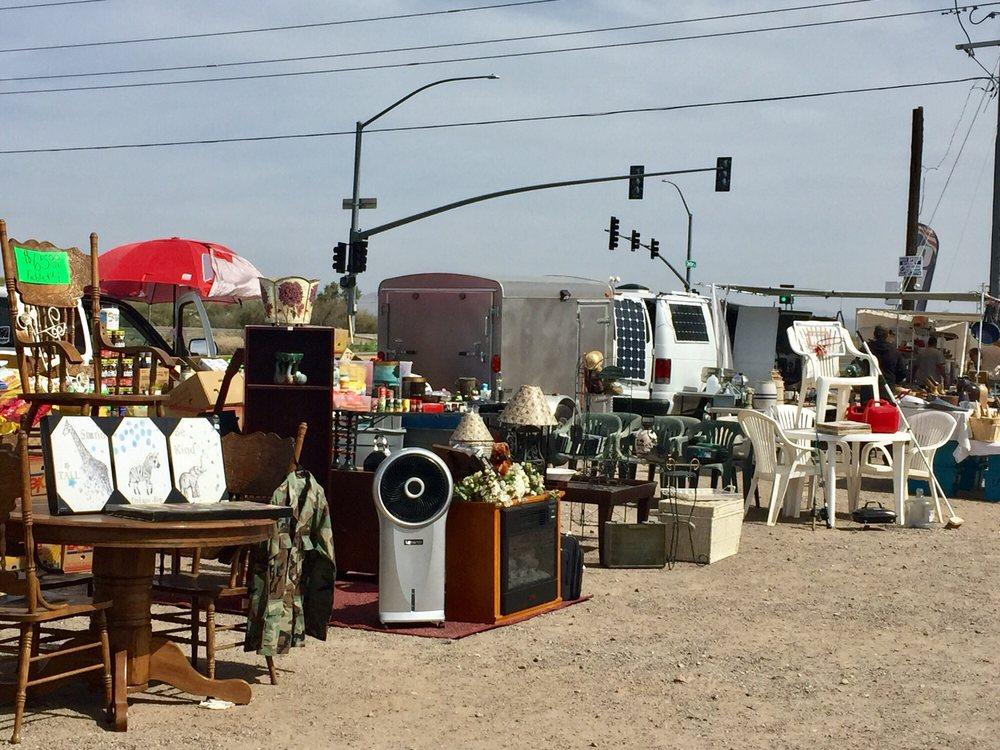 Swap Meet: 32598-32550 N Ctr, Wittmann, AZ
