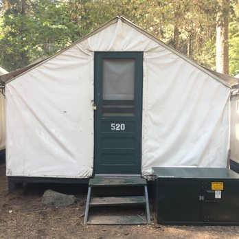 Half dome village 153 photos 67 reviews hotels for Half dome tent cabins