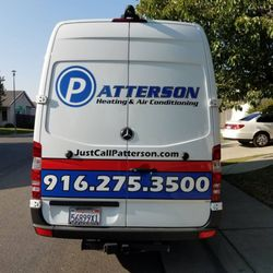 Photo Of Patterson Heating Air Conditioning Elk Grove Ca United States