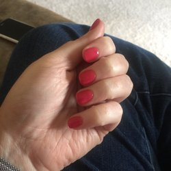 first lady nails