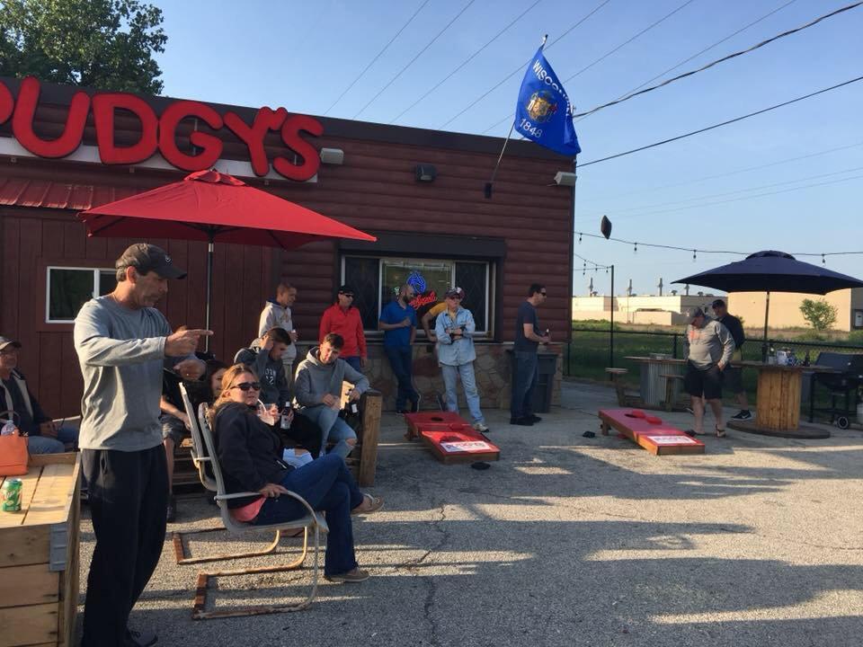 Pudgy's Pub: 7800 Washington Ave, Racine, WI
