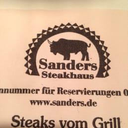 Sanders steakhaus längenstraße 10 nürnberg