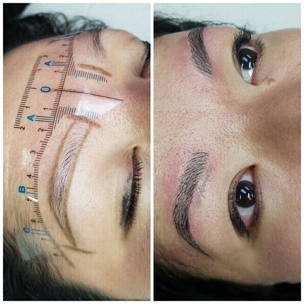 Lets Custom Your Perfect Brows Yelp