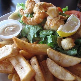 Photo Of Blue Fin S Bistro Wake Forest Nc United States Shrimp Po