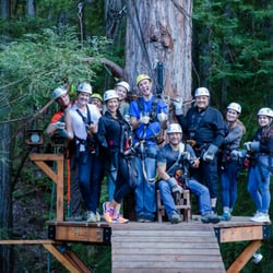 Photo of Sonoma Canopy Tours - Occidental CA United States & Sonoma Canopy Tours - 258 Photos u0026 410 Reviews - Tours - 6250 ...