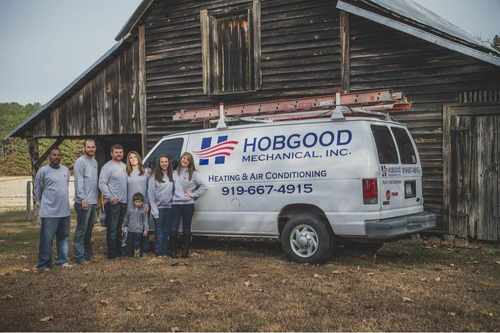 Hobgood Mechanical: 206 W Lake Rd, Creedmoor, NC