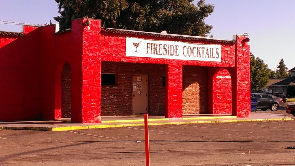 The Fireside Cocktails: 854 Lathrop Rd, Lathrop, CA
