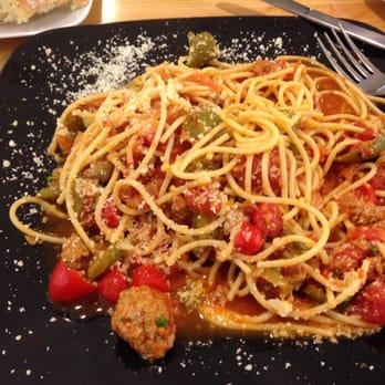 Crazy Italian Restaurant Cordova Menu