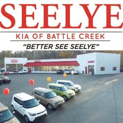 seelye kia of battle creek 17 photos car dealers 791 w dickman rd battle creek mi. Black Bedroom Furniture Sets. Home Design Ideas