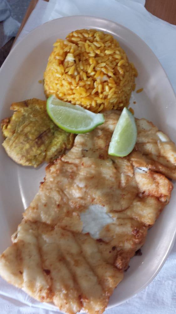 Fresh fried fish combo yelp for Fresh fish market miami