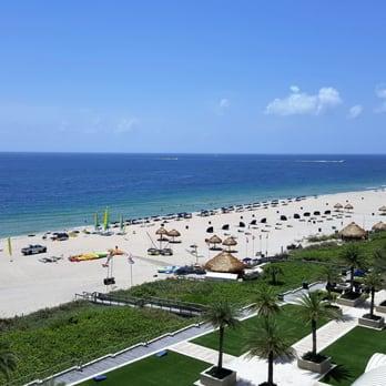 Fort Lauderdale Marriott Harbor Beach Resort & Spa - 296 ...