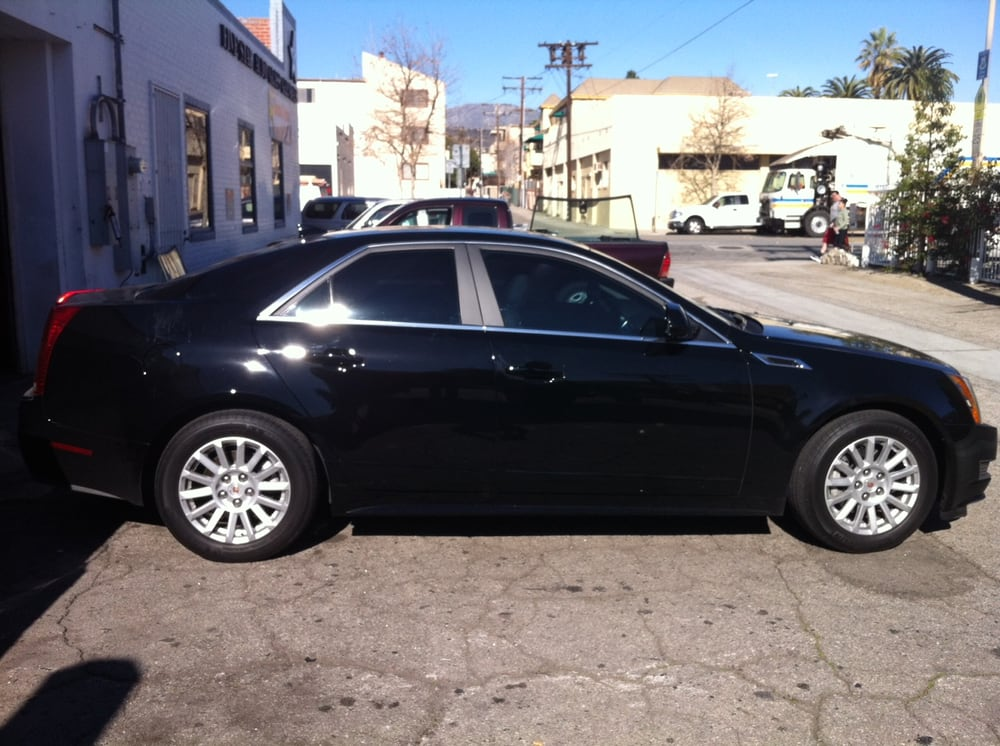 2011 cadillac cts tints yelp for Five star windows