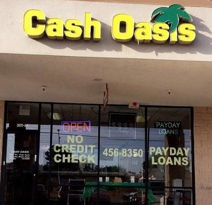 Cash Oasis