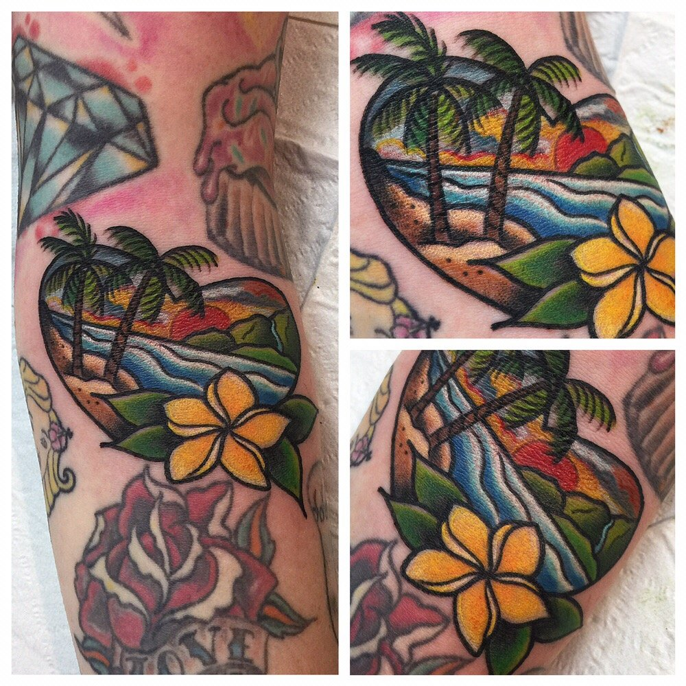 blue tiki tattoo 112 foto e 56 recensioni tatuaggi 5. Black Bedroom Furniture Sets. Home Design Ideas