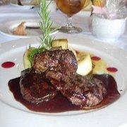 prime beef culotte steak menu bayside restaurant newport beach