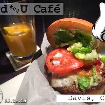 Rd U Cafe Davis Ca