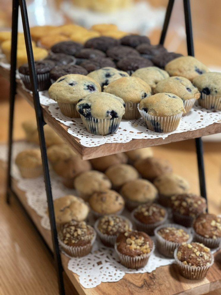 Positiv Cafe And Bakery: 121 Prospect St, Attica, NY