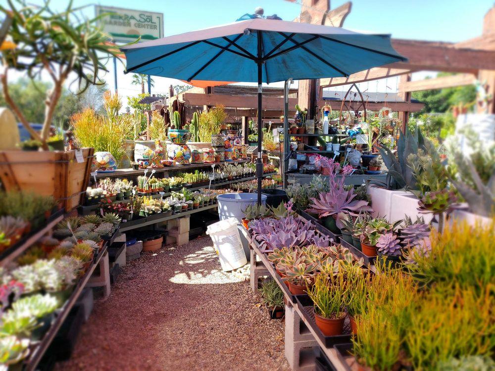 Terra Sol Garden Center: 5320 Overpass Rd, Santa Barbara, CA