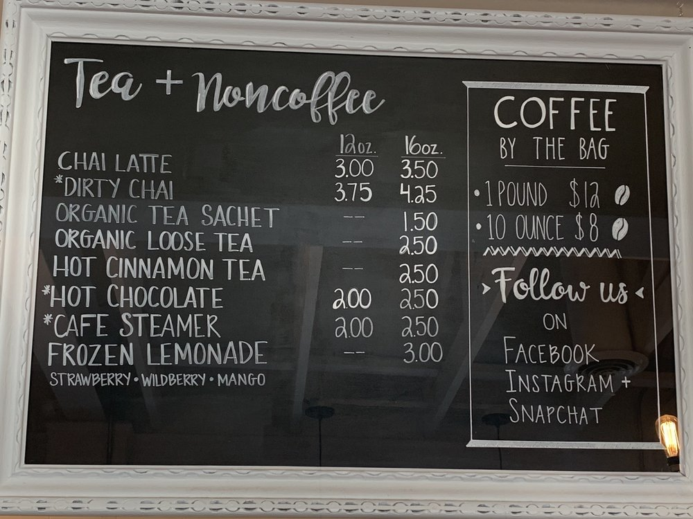 Coffe Amor: 435 S Eastown Rd, Lima, OH