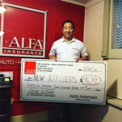 Alfa Auto Insurance >> Alfa Insurance Travis Mcallister Agency Request A Quote