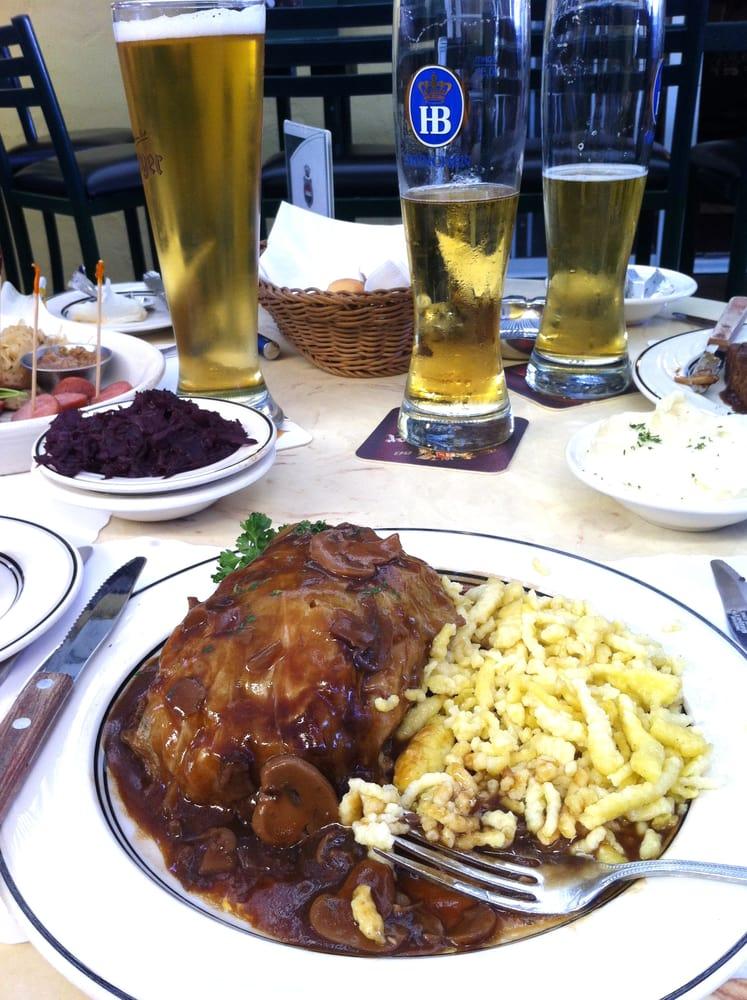 Kaiserhof San Diego Ca Restaurant