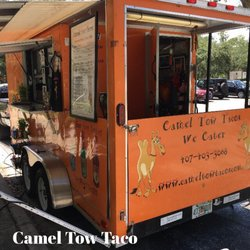 Camel Tow Food Truck