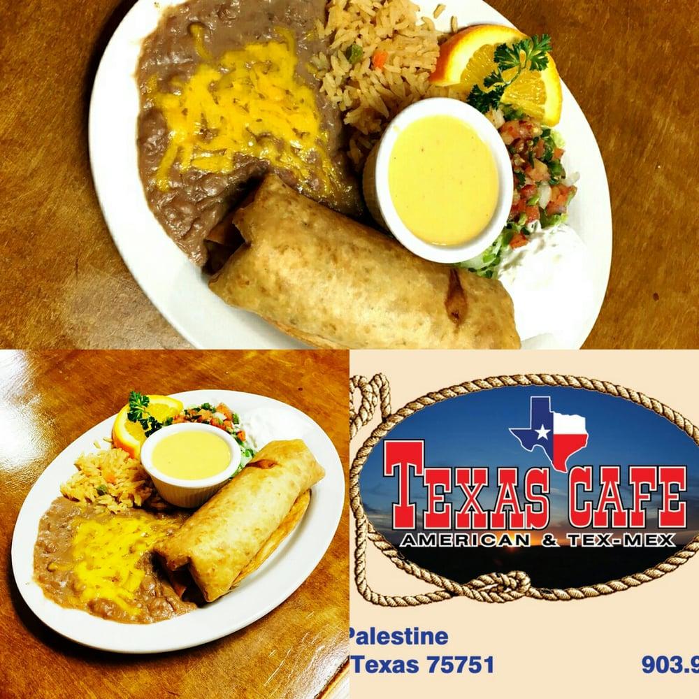 Texas Cafe: 412 South Palestine, Athens, TX