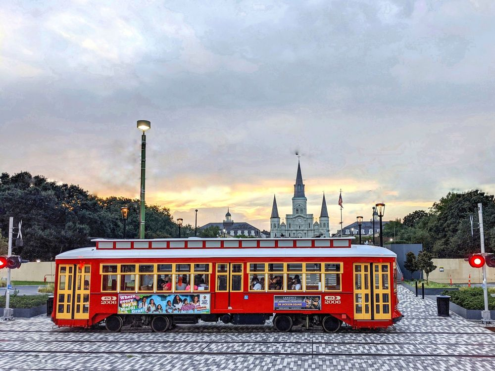 Social Spots from Jackson Square