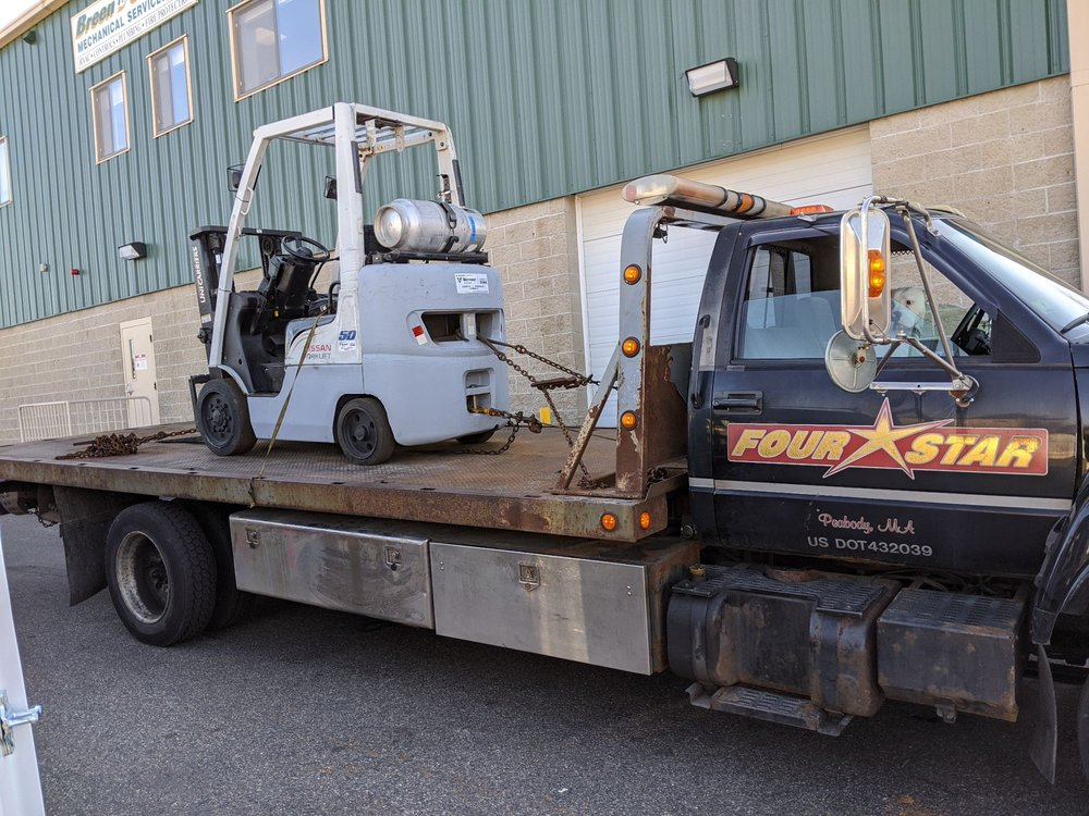 Towing business in Marblehead, MA