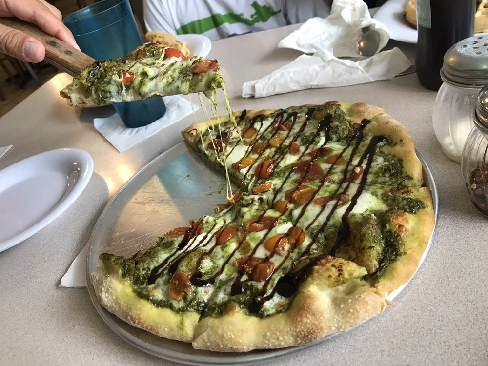 About Time Cafe & Craft Pizza
