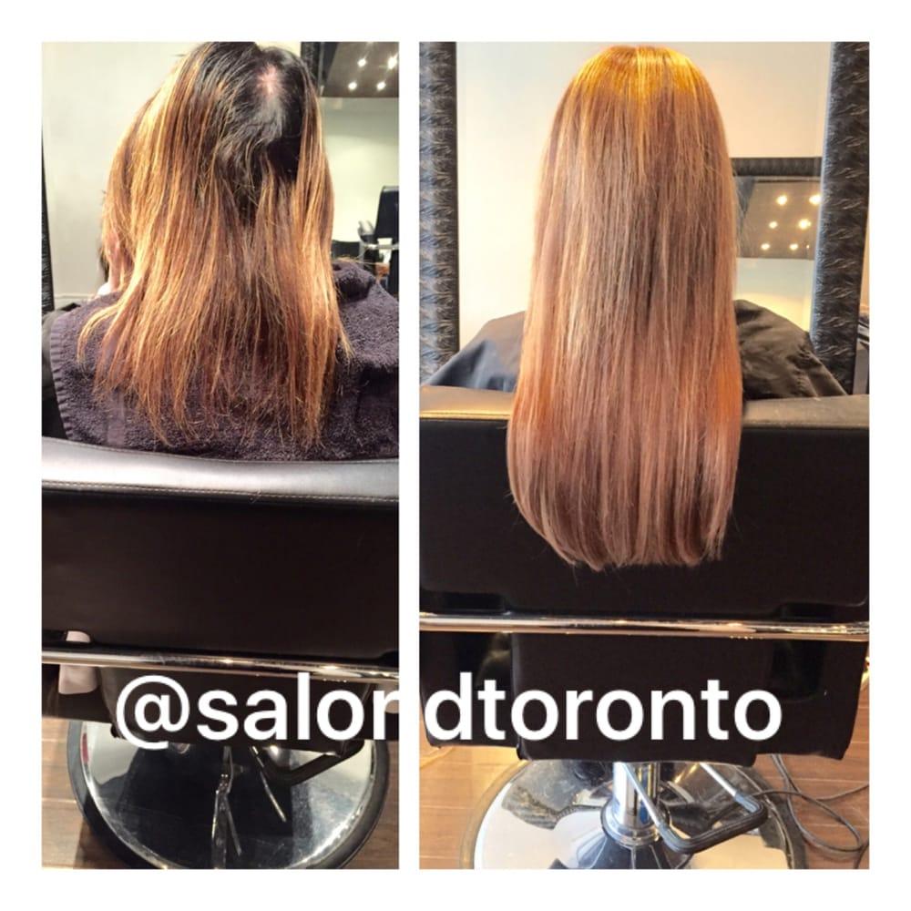 Salon D 18 Photos Hair Salons 3289 Dundas Street W The