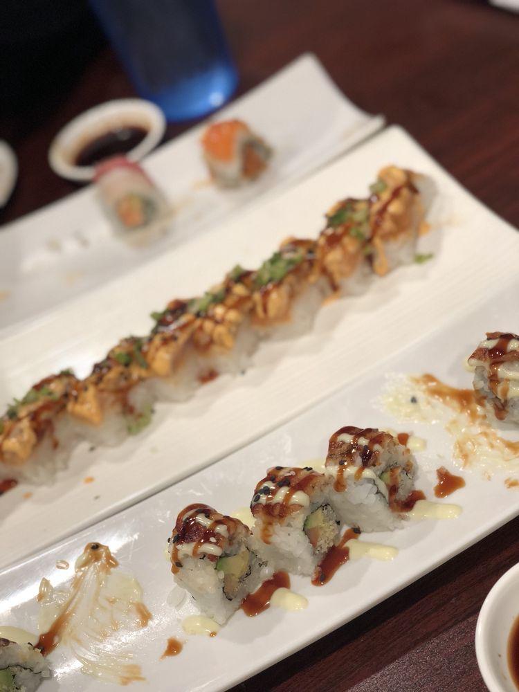 Sushi Village: 2647 Cobb Pkwy SE, Atlanta, GA