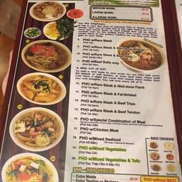 Photo Of Cuu Long Vietnamese Restaurant Aiea Hi United States Menu
