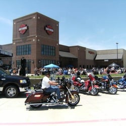 Harley-Davidson of North Texas - CLOSED - Motorcycle Dealers - 1845