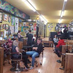Working class tattoo 12 photos piercing 6147 blue for Best tattoo shops in missouri
