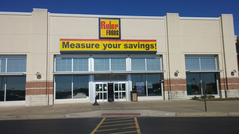 Ruler Foods: 716 W Town Center Blvd, Champaign, IL