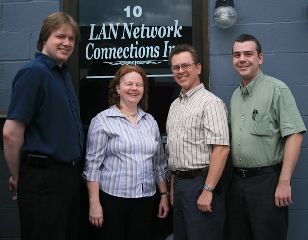 LAN Network Connections Inc: 724 E Industrial Park Dr, Manchester, NH