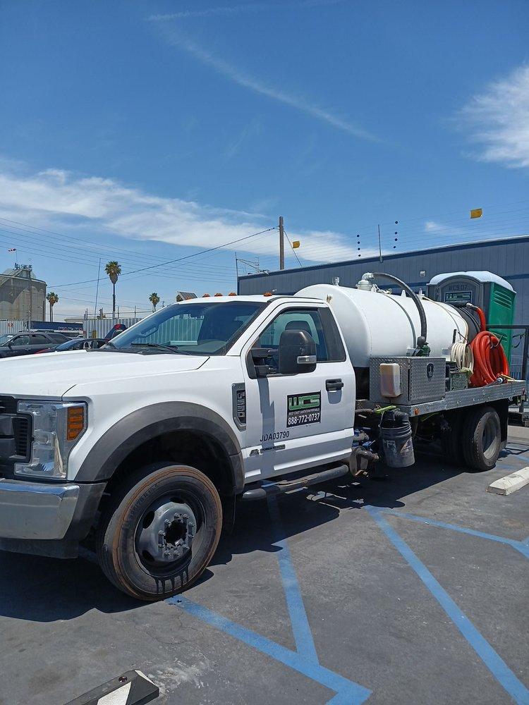 West Coast Sanitation Portables: Cudahy, CA