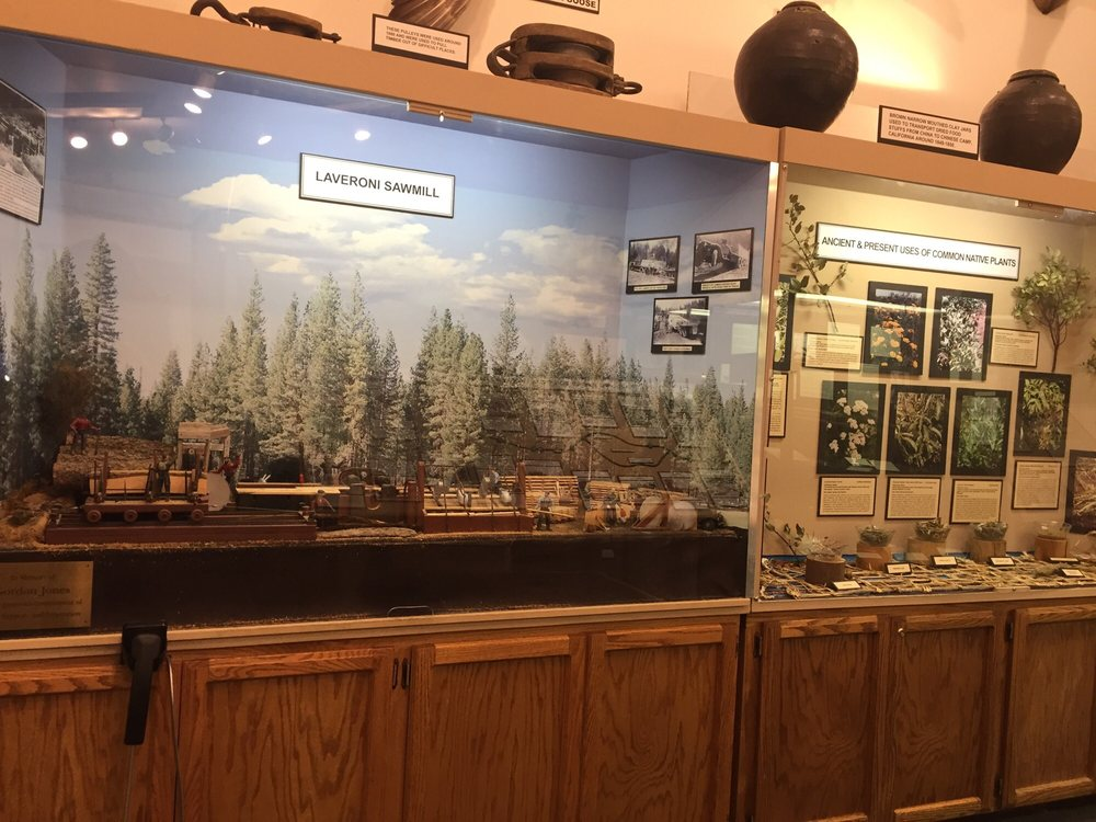 Groveland Yosemite Gateway Museum